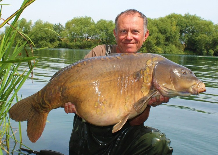 4 - UK 42lb carp Daisy dan cleary