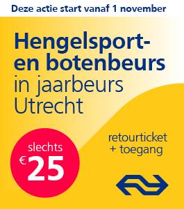 Vanaf heden is het mogelijk om een combinatie ticket te kopen via de spoordeelwinkel van de NS.