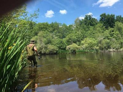 Karpervissen op betaalwater in Frankrijk, boek nu!