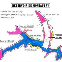 Étang de Montaubry