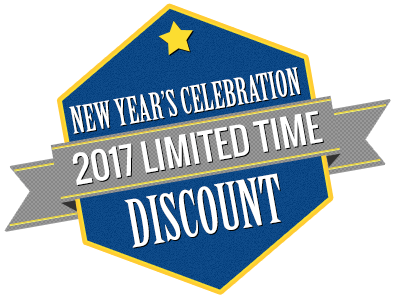 LIMITED TIME DISCOUNT