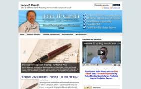 JohnJPCarroll_PersonalDevelopmentBlog