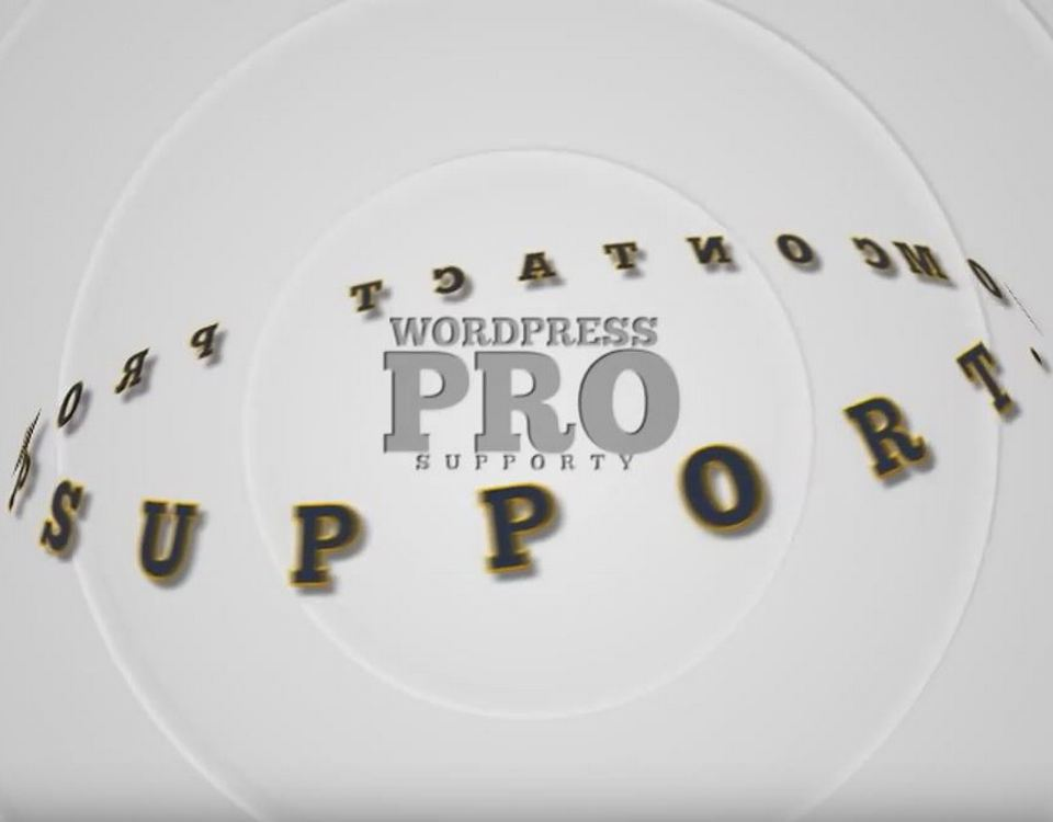 Pro WP Support Promotional Video