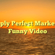 Simply Perfect Marketing Funny Video