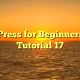 WordPress for Beginners 2015 Tutorial 17