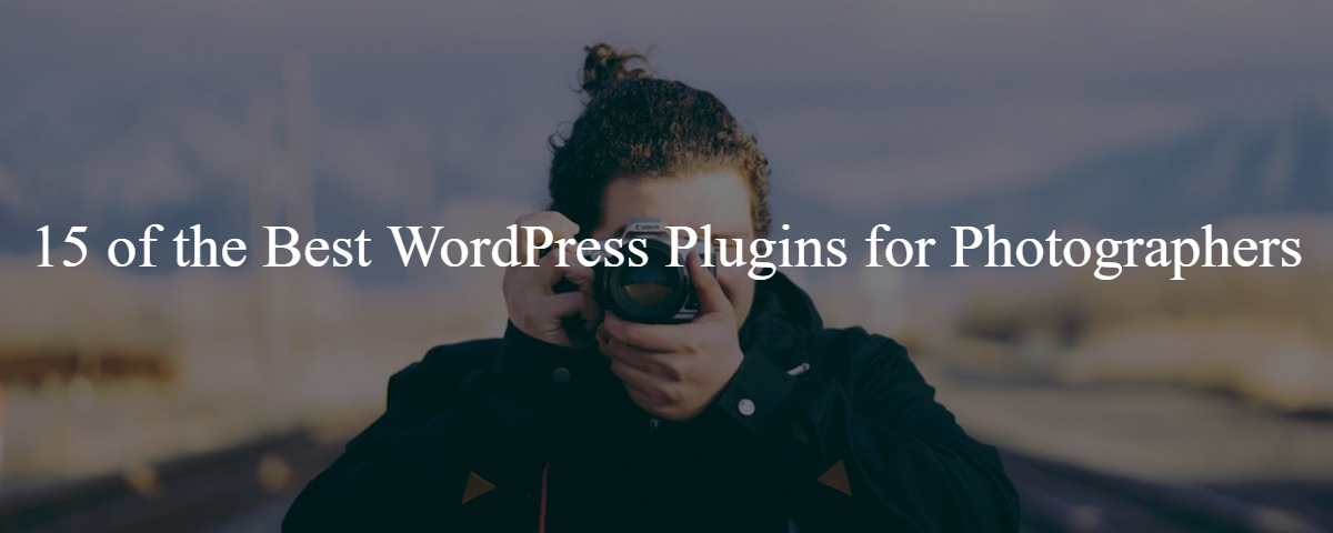15 of the Best WordPress Plugins for Photographers