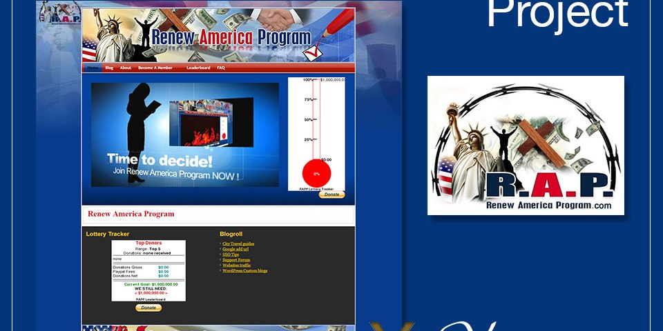 Renew America Program Project