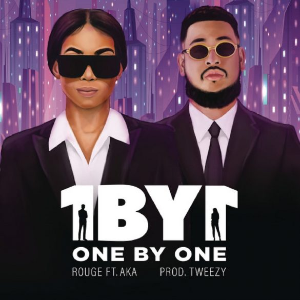 rouge ft aka one by one