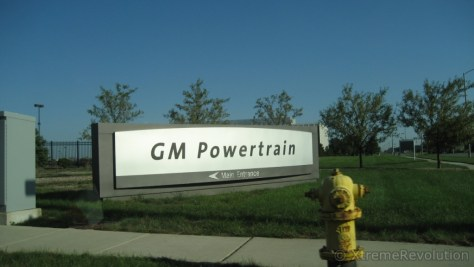 GM Powertrain Headquarters