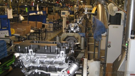 General Motors 1.4L Ecotec Voltec Engine Assembly