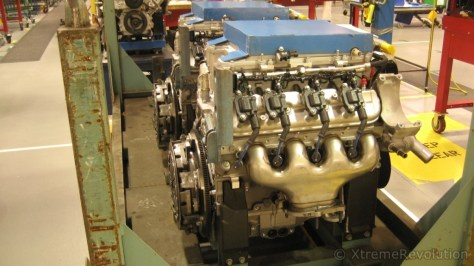 Complete LS9 Engine