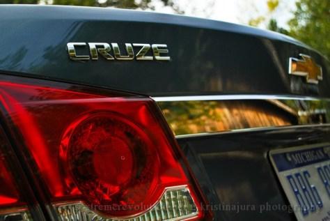 Chevy Cruze LTZ