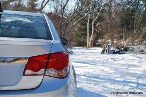 Chevy Cruze Tail Lights