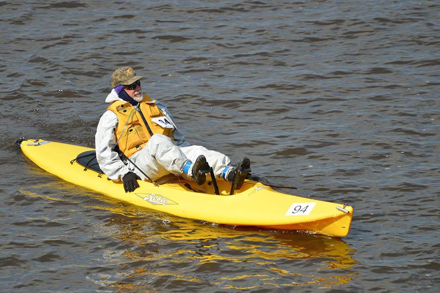 Best pedal kayaks - thumb