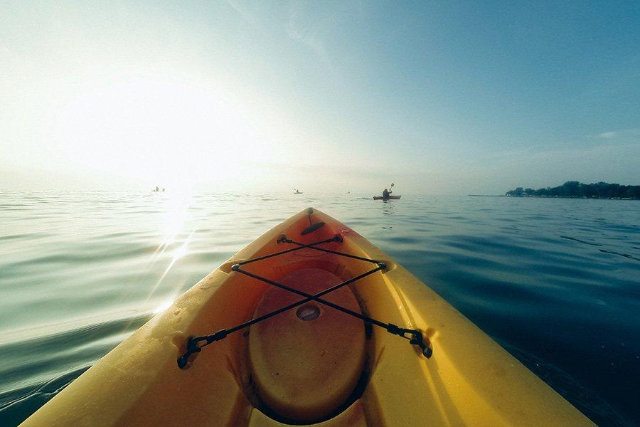 Best kayak trolling motors - thumb