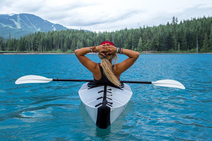Best folding kayaks - Thumb