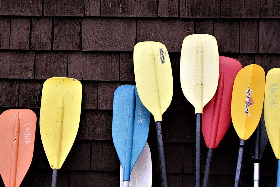 Best kayak paddle - guide