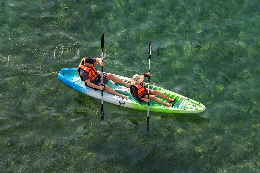 Best kayak scupper plugs - thumb