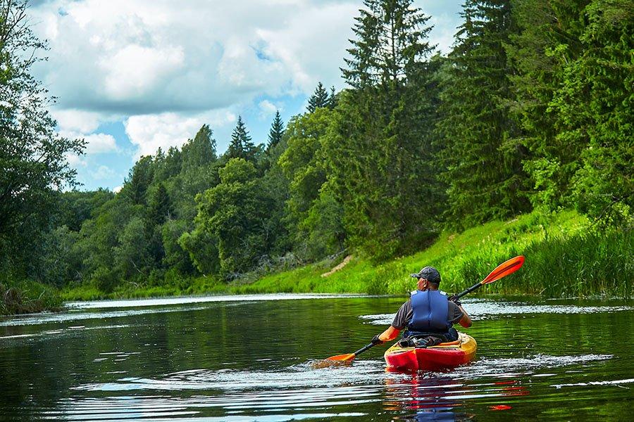 best kayaks for beginners - thumb