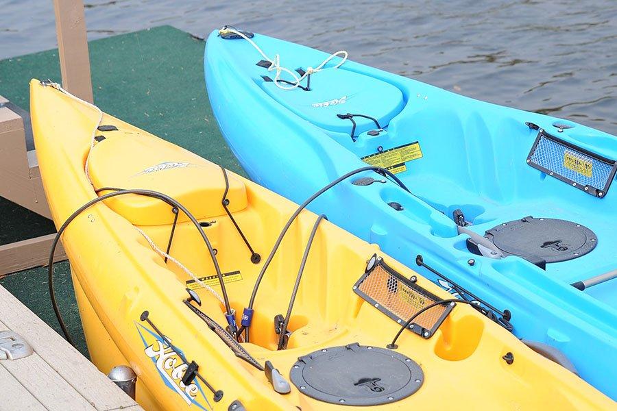 Best kayak locks - thumb