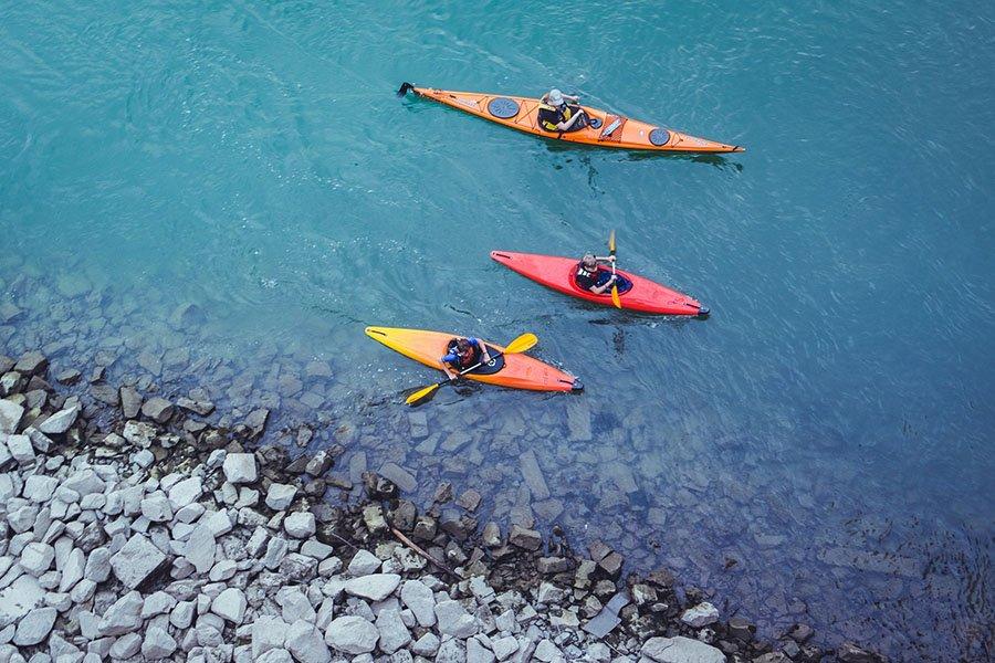 Kayaking Guide 5