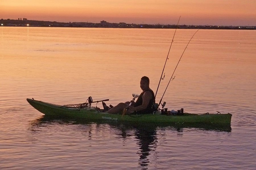 best fish finders for kayaks - thumb