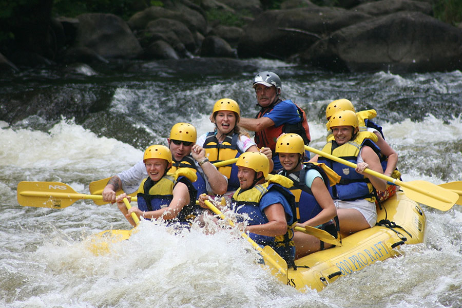 Rafting Tips for Beginners - Thumb