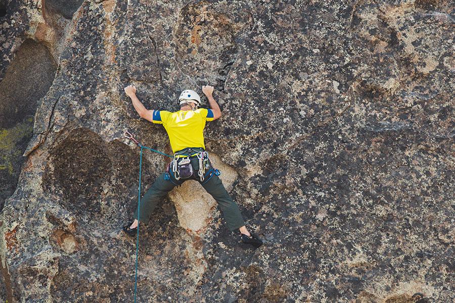 Rock climbing Category