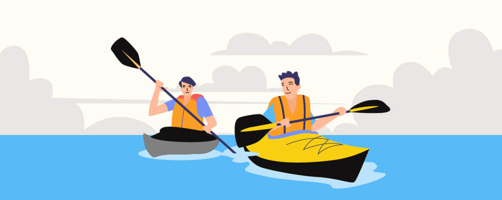 Tips for Your First Time Kayaking