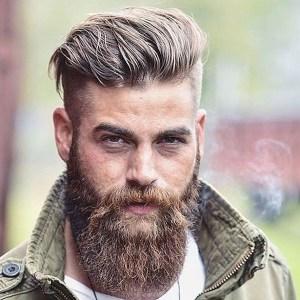 Full Grown Beard