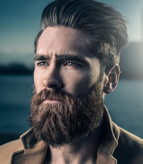 washing tips for long beard