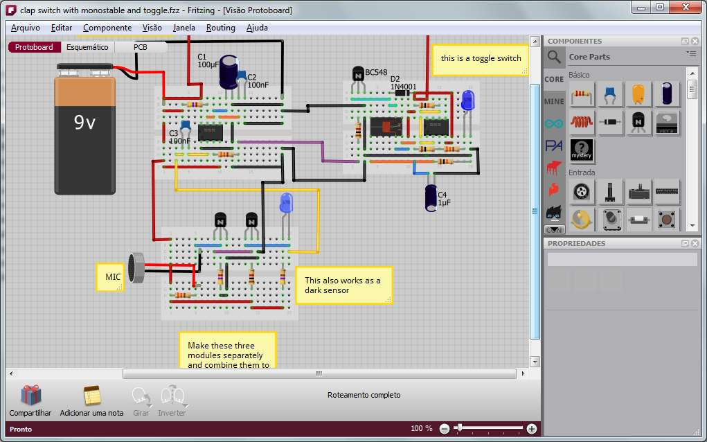 Download Fritzing -Electronic Design Automation Software
