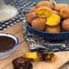 Receita de Bolinho de Chuva com Cenoura, aprenda com essa receita simples e fácil como fazer o famoso bolinho de chuva com o gostinho de cenoura.