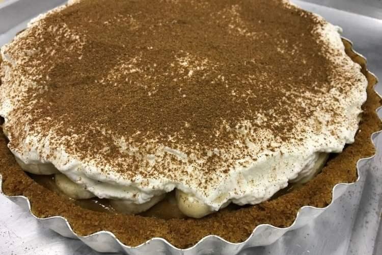 Receita de Banoffee Pie Torta de Banana com Doce de Leite