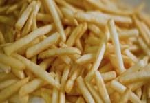 Receita de Batata Frita estilo Mac Donald's