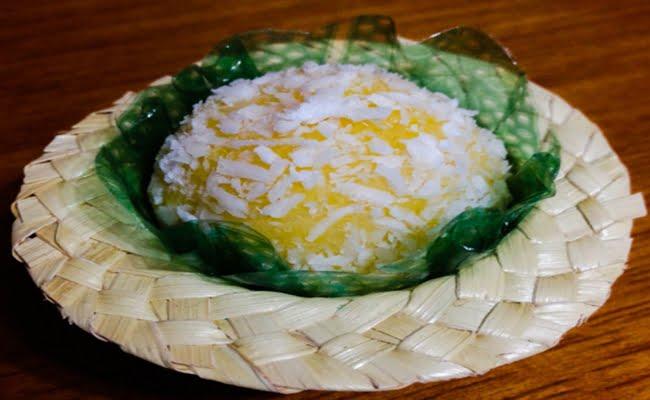Receita de Beijinho de milho verde
