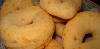 Receita de Biscoito de Pão de Queijo