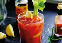 Receita de Bloody Mary,