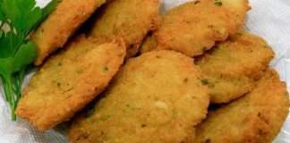 Bolinho de Batata Alemão Kartoffelknödel