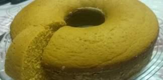 Receita de Bolo de Cenoura sem glúten e sem lactose