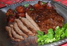Receita de Carne Assada de Panela