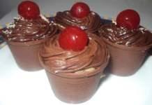Receita de Copinho Surpresa de Chocolate