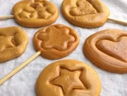 Receita de Doce de Açúcar Coreano, Bbobgi (뽑기) ou Dalgona (달고나)