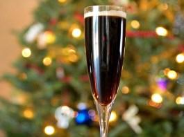 Receita de Drink Black Velvet Cocktail