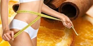 Emagrecer com Laranja e canela, uma dieta saudável que acelera a perda do peso