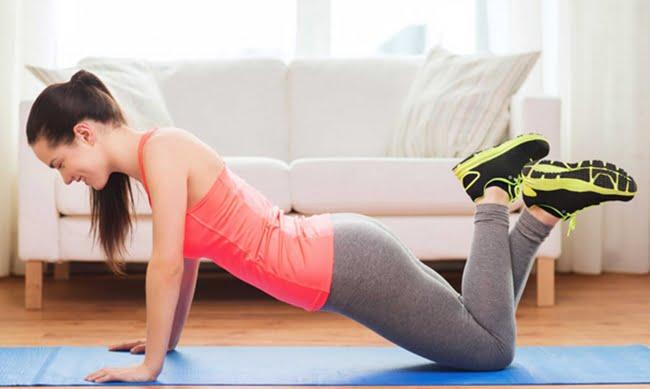 Exercícios Aeróbicos para fazer em casa