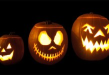 Lanterna de Abóbora pra o Halloween Como Fazer