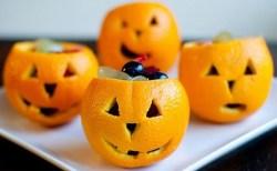 Como fazer Laranjinhas de halloween