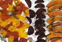 Receita de Legumes no Forno