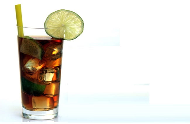 Receita de Long Island Iced Tea